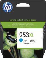 Hewlett Packard F6U16AE HP 953 XL C