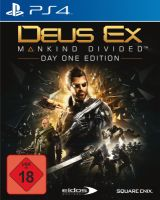 Kochmedia Deus Ex Mankind Divided (PS4)