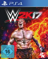 Take-Two Interactive WWE 2K17 (PS4)